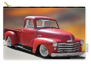 1950 Chevrolet 3100 Pickup 'show Low' I Carry-all Pouch