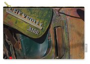 1950 Chevrolet Pickup Truck Emblem Carry-all Pouch