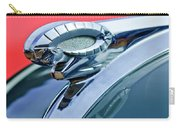 1950 Dodge Coronet Hood Ornament Carry-all Pouch by Jill Reger