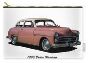 1950 Dodge Wayfarer 2 Door Sedan Carry-all Pouch