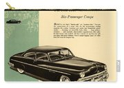 1950 Lincoln 6 Passenger Coupe Carry-all Pouch