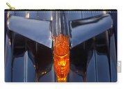 1950 Pontiac Chief Hood Ornament 2 Carry-all Pouch