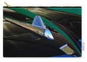 1950 Studebaker Custom Convertible Hood Ornament Carry-all Pouch