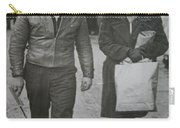1950s Fashion Carry-all Pouch