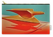 1951 Crosley Hot Shot Hood Ornament 2 Carry-all Pouch