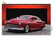 1951 Mercury 'candy Custom' Sled Carry-all Pouch