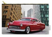 1951 Mercury 'candy Custom' Sled L Carry-all Pouch