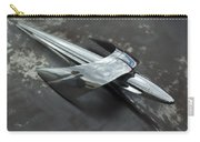 1951 Mercury Hood Ornament Carry-all Pouch