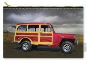 1951 Willy's Jeepster Carry-all Pouch