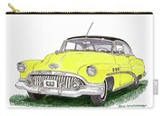 1952 Buick Special Carry-all Pouch