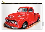 1952 Ford Pick Up Truck Carry-all Pouch