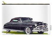 1952 Hudson Hornet Convertible Carry-all Pouch