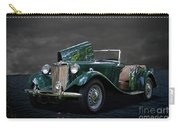 1952 Mg Td Roadster Carry-all Pouch