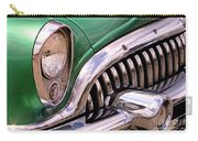 1953 Buick Chrome Carry-all Pouch