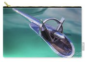 1953 Buick Super Hood Ornament Carry-all Pouch
