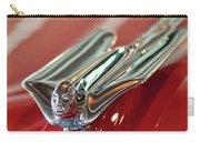1953 Cadillac Eldorado Convertible Hood Ornament Carry-all Pouch