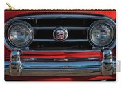 1953 Nash Healey Roadster Grille Carry-all Pouch