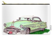 1953 Pontiac Chieftain Catalina H.t. Carry-all Pouch