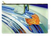 1953 Pontiac Hood Ornament 5 Carry-all Pouch