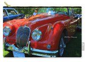 1953 Xk 150 Jaguar Carry-all Pouch