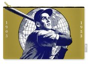 1953 Yankees Dodgers World Series Program Carry-all Pouch