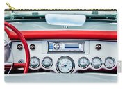 1954 Chevrolet Corvette Dashboard Carry-all Pouch