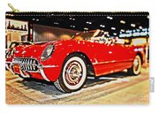 1954 Chevrolet Corvette Number 2 Carry-all Pouch