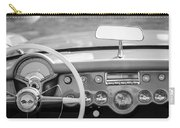 1954 Chevrolet Corvette Steering Wheel -368bw Carry-all Pouch