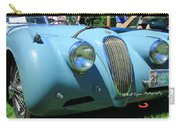 1954 Jaguar Xk Carry-all Pouch