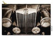 1954 Mg Tf Grille Emblem -0165s Carry-all Pouch