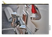 1955 Chevrolet Belair Tail Lights Carry-all Pouch