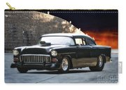 1955 Chevrolet Coupe 'sinister Chevy' Carry-all Pouch