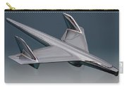 1955 Chevrolet Hood Ornament Carry-all Pouch
