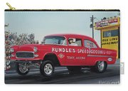 1955 Chevy Gasser Carry-all Pouch