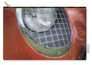 1955 Corvette Headlight Detail Carry-all Pouch