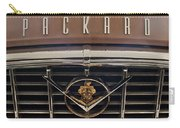 1955 Packard 400 Hood Ornament 2 Carry-all Pouch
