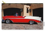 1956 Chevrolet Belair Convertible Carry-all Pouch