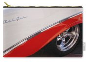 1956 Chevrolet Belair Convertible Wheel Carry-all Pouch