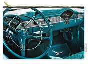 1956 Chevrolet Belair Interior Hdr No 1 Carry-all Pouch