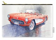 1956 Chevrolet Corvette C1 Carry-all Pouch