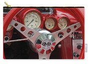 1956 Corvette Dashboard Carry-all Pouch