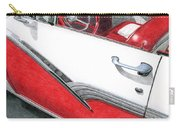 1956 Ford Fairlane Convertible 2 Carry-all Pouch