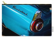 1956 Ford Thunderbird 2 Carry-all Pouch