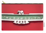1956 Ford Thunderbird Emblem Carry-all Pouch