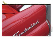 1956 Ford Thunderbird Taillight Emblem 2 Carry-all Pouch