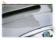 1956 Lancia Aurelia B24 Convertible Hood Emblem Carry-all Pouch
