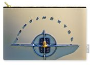 1956 Lincoln Continental Emblem Carry-all Pouch
