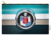 1956 Mercury Monterey Emblem Carry-all Pouch