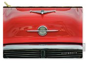 1956 Oldsmobile Hood Ornament 4 Carry-all Pouch by Jill Reger
