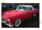 1956 Tbird Carry-all Pouch
